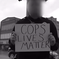 "St. Joseph Cop Who Appeared in ""Proud White Man""' Rap Video Suspended"
