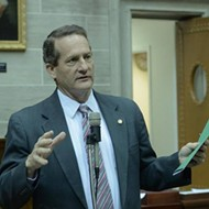Ex-Rep. Don Gosen Resigned Because He Cheated on His Wife