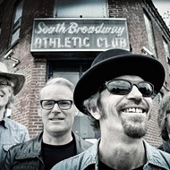 The South Broadway Athletic Club Keeps Swinging with the Bottle Rockets In Its Corner
