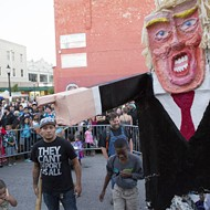 Cherokee Street's Giant Trump Pinata Will Help Release Your Political Frustrations