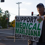 Free from Prison, Jeff Mizanskey Is Gathering Signatures to Legalize Medical Marijuana in Missouri
