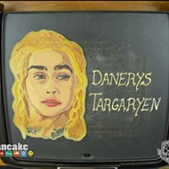Dr. Dan Claims the Throne with <i>Game of Thrones</i> Pancakes