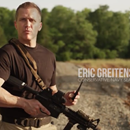 In New TV Spot, Gubernatorial Candidate Eric Greitens Blows Stuff Up