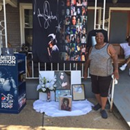 The World's Biggest Michael Jackson Fan Lives Right Here in South St. Louis