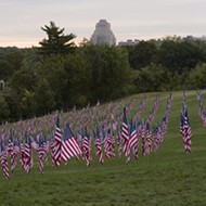 7,000 Flags Will Grace Art Hill This September 11