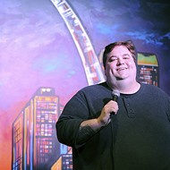 Chris Cyr Is Trying to Make It as a Comedian in St. Louis — or At Least Make You Laugh