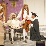 <i>The Heir Apparent</i>, in a New Production by St. Louis Shakespeare, Is a Terrific Farce