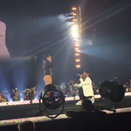 Beyonce Arranges On-Stage Proposal for Backup Dancers During St. Louis Concert