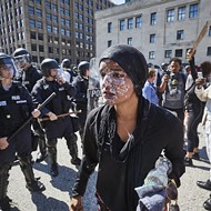 St. Louis Police Want Permission to Mace Nonviolent Protesters — Again