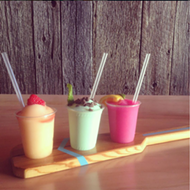 Narwhal's Crafted Urban Ice Serves Up Slushies in a Stylish Space
