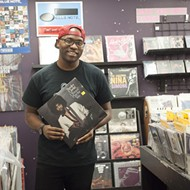 For Orlandez Lewis, 2016 Brought a Promotion at Vintage Vinyl and a Show on KDHX