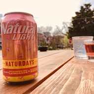 With Naturdays, Natural Light Gets a Strawberry Lemonade Taste