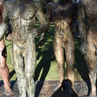 5 Naked Dude Statues With Better Wieners Than the One Clayton Rejected