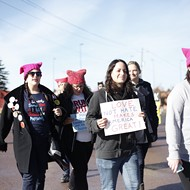 Stranded Far From Washington, D.C., These St. Louis Women Marched in Rural Maryland