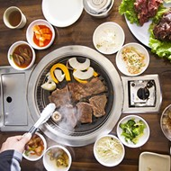 Review: Wudon Gives St. Louis the Korean Barbecue Restaurant It Needed