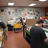 SOHO Record Shop Brings Eclectic Mix of Vinyl to Manhattan Antique Mall