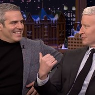Anderson Cooper and Andy Cohen are Headed to St. Louis