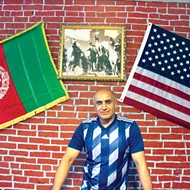 Fahime Mohammad Lost His Homeland but Found Success in St. Louis
