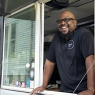 At Doggie Mac's Food Truck by Chef B, Chef Bryan Scott Has Found His Bliss