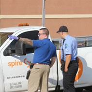 Spire Truck Thief Quits Car Chase, Walks Casually Down Midtown Block