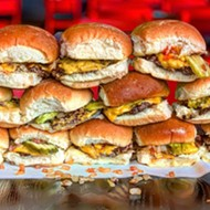 Fuel Up for Cards Playoffs with White Castle-Style Sliders at Hi-Pointe Drive-In