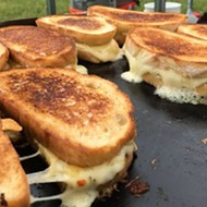 Bite Into the Great Grilled Cheese Off Competition Tomorrow in Forest Park