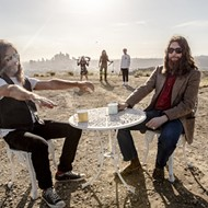 Canadian Psych-Rock Band Black Mountain to Perform at Duck Room Tonight