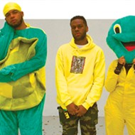 Rappers Sir Eddie C, Zado and Teacup Dragun Share What Inspired <i>yelloW</i>