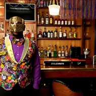 Molly's in Soulard Opens Carnival, A Mardi Gras Pop-Up Bar