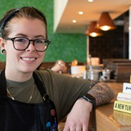 For Juniper Sous Chef Dani Leiran, Nothing in the Kitchen is Off Limits