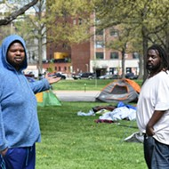 Homeless Refuse to Leave St. Louis Camp, Despite 4 a.m. Police Visit