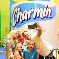 The Largest Roll of Toilet Paper in the World Is in Branson, MO