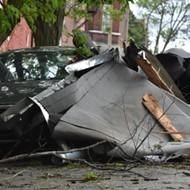Was Cherokee Street Hit by a Tornado?