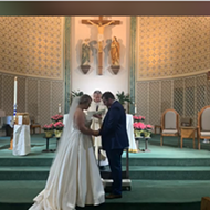 Couple Livestreams Wedding as COVID-19 Prevents Celebration