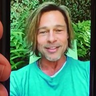 Brad Pitt Sends Congratulations to Missouri State University Grads