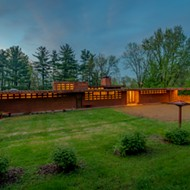Frank Lloyd Wright-Designed Pappas House Set for Public Viewing