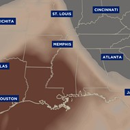A Massive Dust Cloud Is Headed to the St. Louis Area
