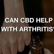 Can CBD Help With Arthritis?