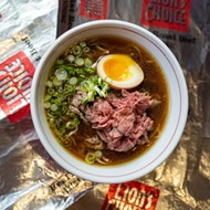 Lion's Choice and Nudo House Partner for the King Beef Ramen