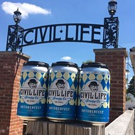 Civil Life's Oktoberfest Lager Now Available As Holiday Creep Continues Unabated