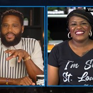 Cori Bush Appears on Jimmy Kimmel Live, Stays 'So St. Louis'