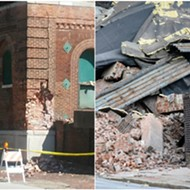 Photos Show Lemp Brewery Crumbling Days Before Collapse