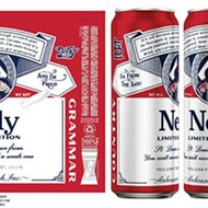 Nelly Shows His STL Pride on New Budweiser Limited Edition Tall Boy Cans