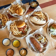 Off the Wall, a Burger Pop-Up, Is Now Open at Mission Taco Joint in Kirkwood