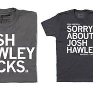 You Can Now Buy 'Josh Hawley Sucks' T-Shirts