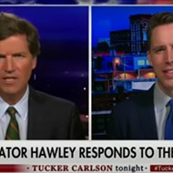 Josh Hawley is Still Pissed About Losing His Book Deal