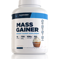 Top 5 Best Mass Gainer Supplements For Weight & Size
