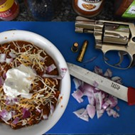 Recipe: It's a Frozen Wasteland Out There St. Louis, Let's Make Some Chili