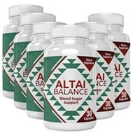 Altai Balance Blood Sugar Supplement Reviews - Do these Capsules Work or Scam? What're the Ingredients?
