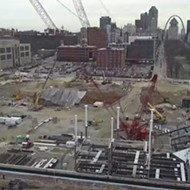 Cool Time-Lapse Video Shows the St. Louis City SC Stadium Construction